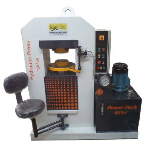 Gold And Silver Coin Hydraulic Press Machine