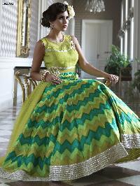 Bhagalpuri Digital Printed Gown JN2703