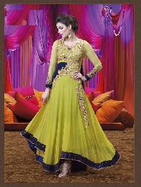 Designer Anarkali Embroidery Suits as JN10005