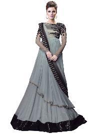 Designer Embroidery Anarkali Suit As Jn10006