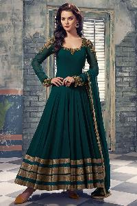 Designer Embroidery Anarkali suit as JN10018