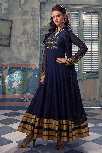 Designer Embroidery Anarkali Suit As Jn10019