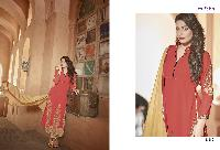 Georgette With Heavy Embroidery Dress As Pyd 11182