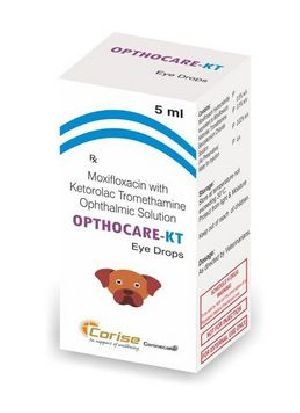 Opthocare-KT Eye Drops