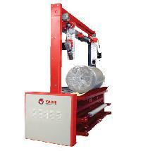 Fully Automatic Fabric Packing Machine Packomat-FAP200