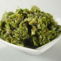 Green Chilli Thecha