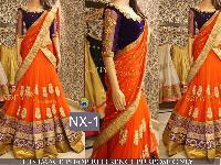Nx Designer Bollywood Sarees
