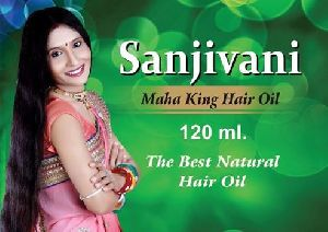 Sanjivani Maha King Hair Oil