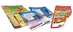 Flyer & Leaflet Printing Services