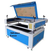 Double Head Laser Engraving And Cutting Machine