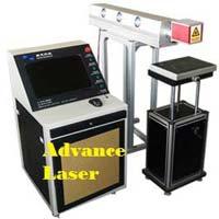 Galvo Head Co2 Rf Laser Marking Machine