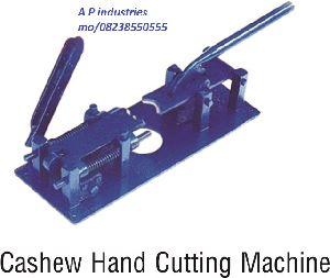 Cashew Nut Cutter Machine