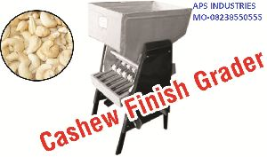 Cashew Nut Finish Grader