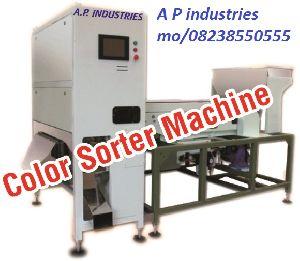 Garlic Color Sorter Machine