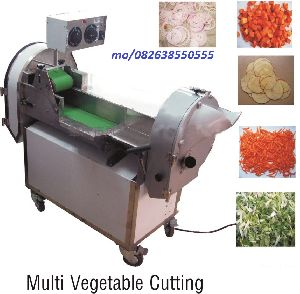 Tomato Cutting Machine