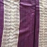 Tasser ghicha silk fabric