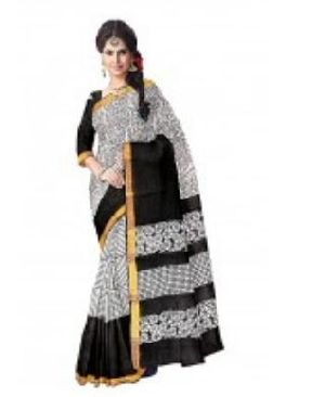 Kerala Cotton Fancy Saree