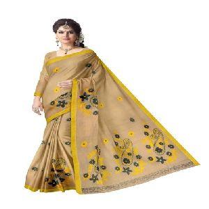Sribc10001 Bengal Cotton Saree