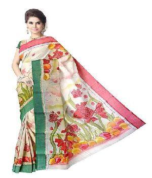 Sribc20002 Bengal Cotton Saree