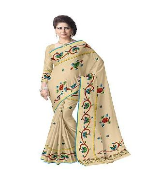 Sribc50003 Bengal Cotton Saree