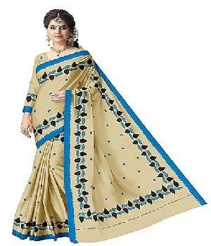 Sribc70001 Bengal Cotton Saree