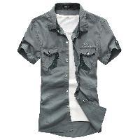 Cotton Mens Casual Shirts