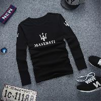 Men Fashion Printed Casual T Shirts