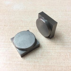 Round Square End Plate
