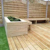 Wooden Deckings