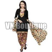 Cotton Unstitched Salwar Suits