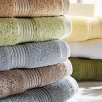 Plain Terry Towels