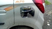 Chrome Petrol Tank Covers