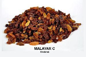 C Malayar Raisins