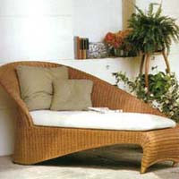 Cane Single Seater Sofa Chairs