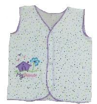 Baby Master Front Open Woven Top