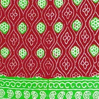 Cotton Silk Blend Self Design Salwar Suit Dupatta Mater