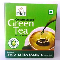 Dioli Instant Liquid Green Tea