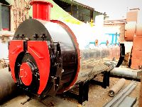 Drum Type Hot Water Boiler