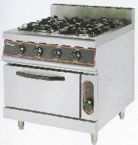 continental gas oven