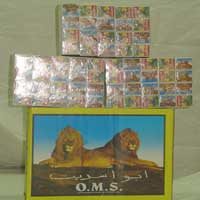 OMS Safety Matches