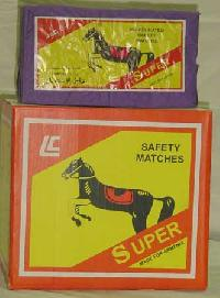 Super Safety Matches