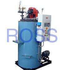 R10 - Coil Type Steam Boiler 2