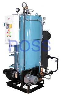 R10 - Coil Type Steam Boiler