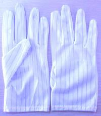 Anti Static Lint Free Polyester Gloves