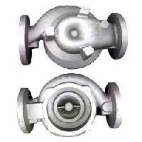 Aluminium Pump Casting