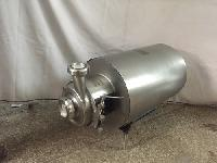 Condensed Milk Transfer Pump