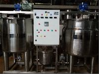 Sugar Syrup Preparation Plant