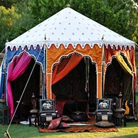 Royal Arabian Tent