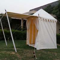 Tea Garden Tents
