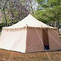 Medieval Warrior Square Tent